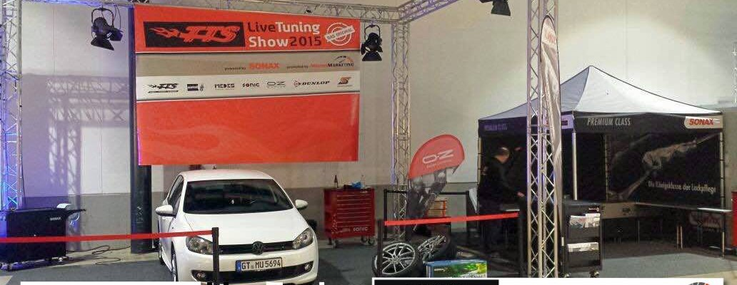 TTS Live Tuning Automesse Freiburg1a